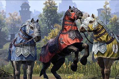 Alliance War Horse