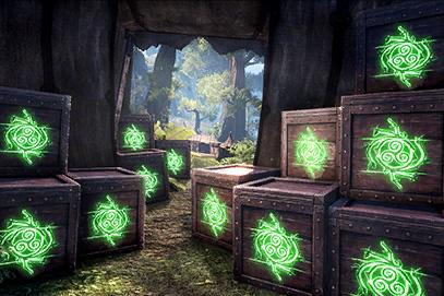 Wild Hunt Crown Crate x15