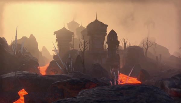 Двемерские руины Мзанченд