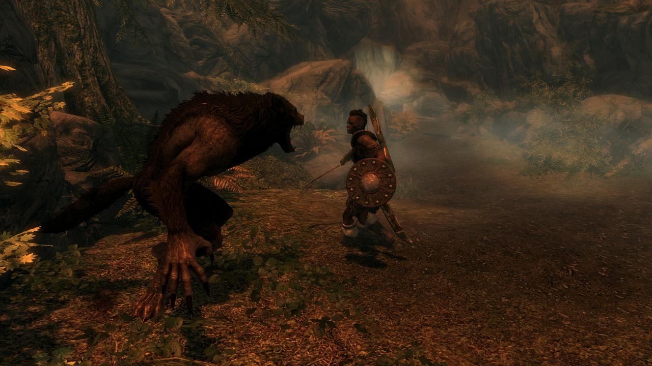 Skyrim: Dawnguard – Оборотни: описание, способности и